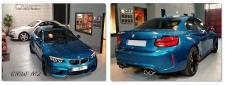 BMW M2 PULIDO COCHE LUJO ALTA GAMA DETAILING DETALLADO