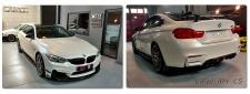 BMW M4 CS PULIDO COCHE LUJO ALTA GAMA DETAILING DETALLADO